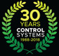 Control systems logo security alarms cctv london SE